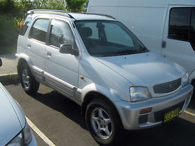 TERIOS 4WD AUTOMATIC LOW 94,000KS