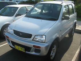 DAIHATSU TERIOS 4WD AUTOMATIC LOW 94,000KS image 1