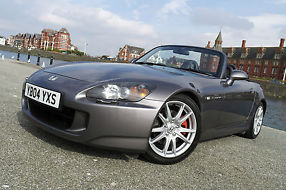 S2000 - 2004 Facelift - Moonrock - Full Service History - Geo Bolts Sorted