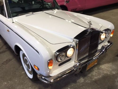 1971 Rolls-Royce Silver Shadow Long Wheel Base image 3