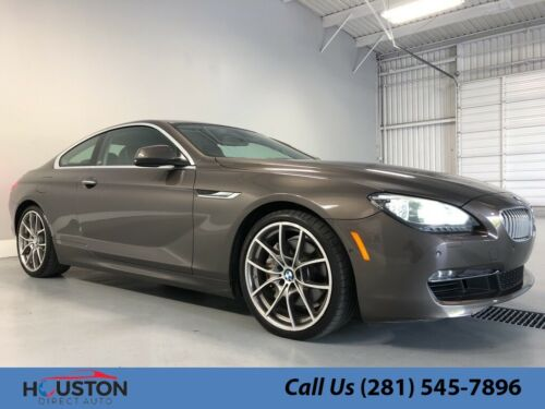 2012 Bmw 6-Series 650i image 5