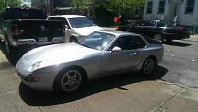1992 PORSCHE 968 SEMI-RESTORED BEAUTIFUL DRIVER image 1