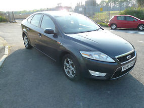 2009 FORD MONDEO ZETEC 2.0 TDCI 140 in Grey