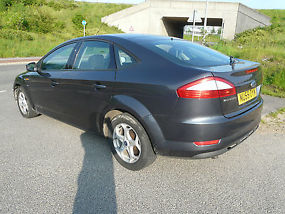 2009 FORD MONDEO ZETEC 2.0 TDCI 140 in Grey image 3