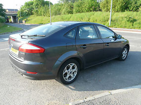 2009 FORD MONDEO ZETEC 2.0 TDCI 140 in Grey image 5