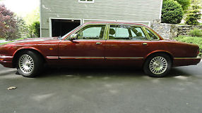1996 JAGUAR VANDEN PLAS 4-DOOR SEDAN image 2
