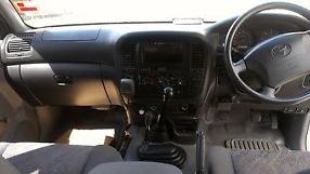 TOYOTA LANDCRUISER 1998 --100 SERIES TURBO DIESEL-- aftermarket turbo fitted image 5