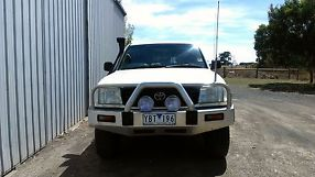 TOYOTA LANDCRUISER 1998 --100 SERIES TURBO DIESEL-- aftermarket turbo fitted image 8