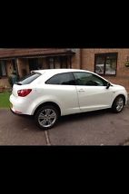 2010 SEAT IBIZA GOOD STUFF WHITE image 4