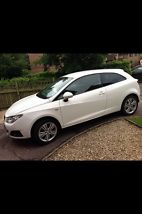 2010 SEAT IBIZA GOOD STUFF WHITE image 5