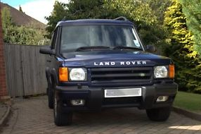 Land Rover Discovery 2 GS TD5 AUTO