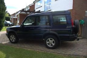 Land Rover Discovery 2 GS TD5 AUTO image 1