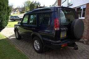 Land Rover Discovery 2 GS TD5 AUTO image 4