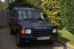 Land Rover Discovery 2 GS TD5 AUTO image 7
