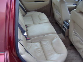 VOLVO V70 T5 AUTO ESTATE 7 SEATER 2001 T&T LEATHER image 5