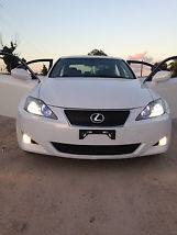 2008 Lexus IS250 Base Sedan 4-Door 2.5L