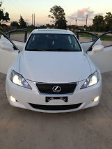 2008 Lexus IS250 Base Sedan 4-Door 2.5L image 1