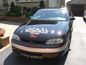 1998 Chevrolet Monti Carlo Dale Earnhardt Signature SeriesOnly 655 Miles