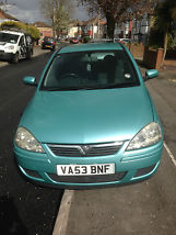 VAUXHALL CORSA DESIGN 16V 1.2 PETROL FSH NEW MOT -IMMACULATE CONDITION