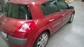 2005 Renault Megane X84 Dynamique LX, Auto, Leather Rego till March 2015 image 3