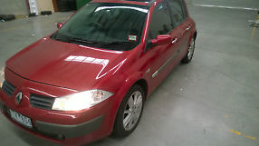 2005 Renault Megane X84 Dynamique LX, Auto, Leather Rego till March 2015 image 7