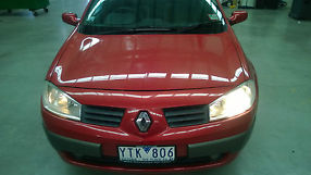 2005 Renault Megane X84 Dynamique LX, Auto, Leather Rego till March 2015 image 8