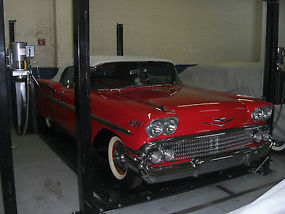 1958 CHEVY Impala Convertible Fully Restored