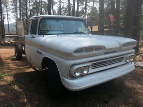 1960 Chevy Apache C20 - Runs and Drives - Clean AZ title - Classic - Best Offer! image 1
