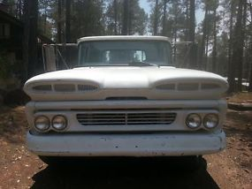1960 Chevy Apache C20 - Runs and Drives - Clean AZ title - Classic - Best Offer! image 2