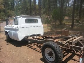 1960 Chevy Apache C20 - Runs and Drives - Clean AZ title - Classic - Best Offer! image 3