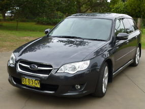 Subaru Liberty 2.5i (2007) 4D Wagon 5 SP Manual (2.5L - Multi Point F/INJ) 5...