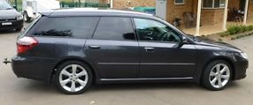 Subaru Liberty 2.5i (2007) 4D Wagon 5 SP Manual (2.5L - Multi Point F/INJ) 5... image 3