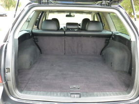 Subaru Liberty 2.5i (2007) 4D Wagon 5 SP Manual (2.5L - Multi Point F/INJ) 5... image 4