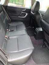 Subaru Liberty 2.5i (2007) 4D Wagon 5 SP Manual (2.5L - Multi Point F/INJ) 5... image 5
