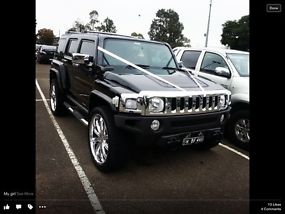 Hummer H3 (2007) 4D Wagon 5 SP Manual (3.7L - Multi Point F/INJ) 5 Seats