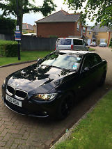 BMW 320I Convertible SE Black M Style Sport Body Kit, Not M3, 330, Modified image 2