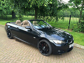 BMW 320I Convertible SE Black M Style Sport Body Kit, Not M3, 330, Modified image 6