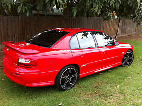 VX SS 2001 Holden Commodore V8 5.7 gen3 Unfinished Project (melb) image 2