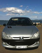 Peugeot 206 GTi 2002 3D Hatchback 5 SP Manual