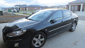 Peugeot 407 ST HDi Executive (2007) 4D Sedan 6 SP Automatic Tiptr (2L -... image 1