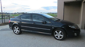 Peugeot 407 ST HDi Executive (2007) 4D Sedan 6 SP Automatic Tiptr (2L -... image 2