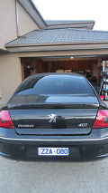 Peugeot 407 ST HDi Executive (2007) 4D Sedan 6 SP Automatic Tiptr (2L -... image 4