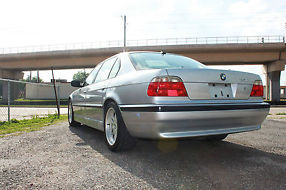 2001 bmw 7 series 740il sport options. Black Bedroom Furniture Sets. Home Design Ideas