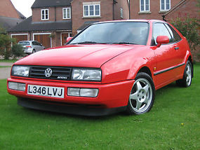 VOLKSWAGEN CORRADO VR6 TORNADO RED - THE BEST AVAILABLE!