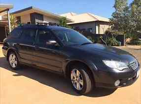 Subaru Outback 2008 North Perth