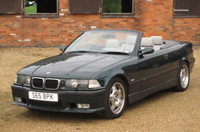 1999 BMW M3 3.2 MANUAL EVOLUTIONCONVERTIBLE BEAUTIFUL EXAMPLE CLASSIC MAY PX