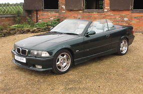 1999 BMW M3 3.2 MANUAL EVOLUTIONCONVERTIBLE BEAUTIFUL EXAMPLE CLASSIC MAY PX image 1