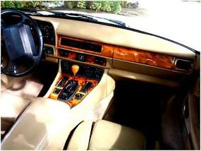 1995 Jaguar XJS Base Convertible 2-Door 4.0L image 5