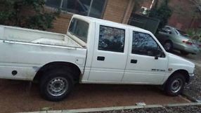For Sale 1992 Rodeo Duel Cab Ute