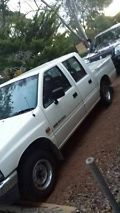 For Sale 1992 Rodeo Duel Cab Ute image 1